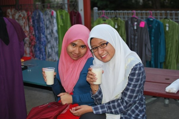 Forever friends, Insya Allah