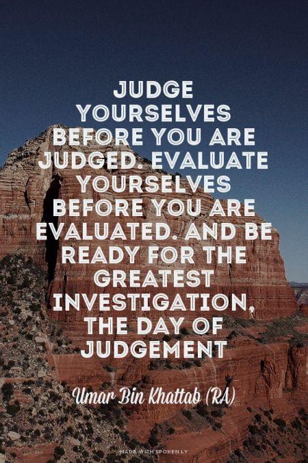 umar judgment