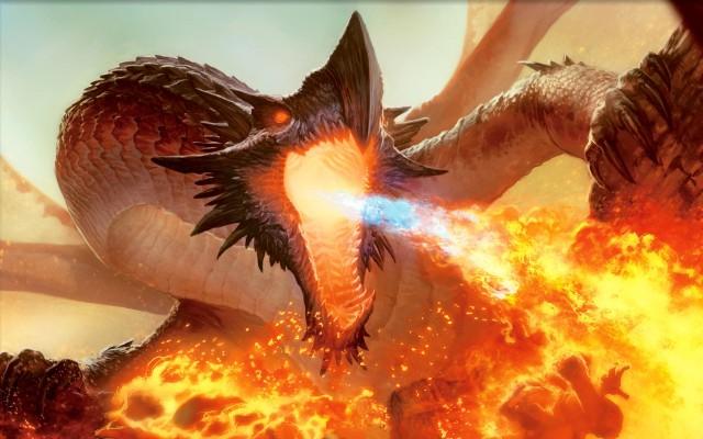 dragon breathe fire